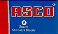ASCO - Super Stainless (Red / Blue)