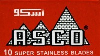 ASCO - Super Stainless (Red)
