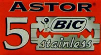 BIC - Astor Stainless