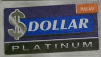 Dollar - Platinum