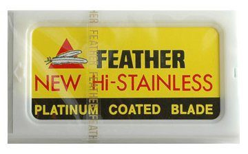 Feather - New Hi-Stainless