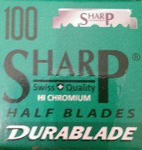 Sharp Stainless - Hi Chromium (Shavette)