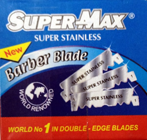 Super-Max - Super Stainless (Shavette)