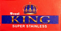Treet - King Super Stainless