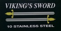 Viking's Sword - Stainless